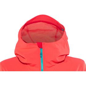 Dynafit W's Mercury 2 Dynastretch Jacket Crimson
